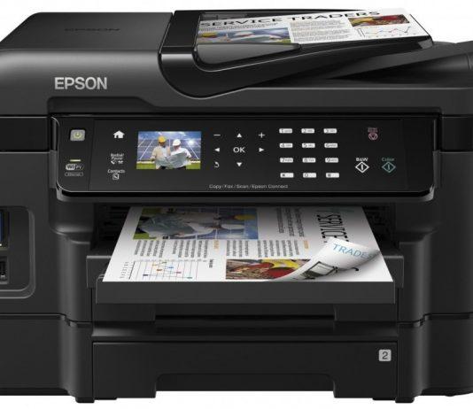 Télécharger Epson WF-3530DTWF